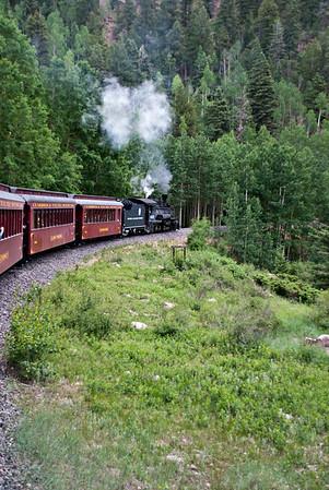 Colorado Heritage Trains