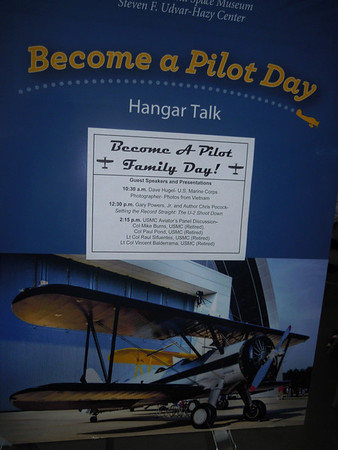 Become a Pilot Day 16 June 2012