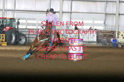 sat futurity 2nd barrel