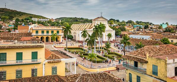 Trinidad Cuba 2016