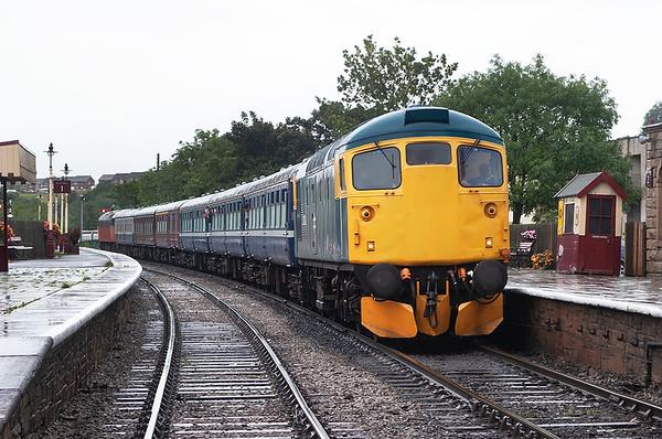 2nd September 2006: East Lancashire Railway Diesel Gala