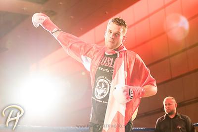 CHAMpions Fight Night: Janosch Nietlispach vs. Clyde Brunswijk