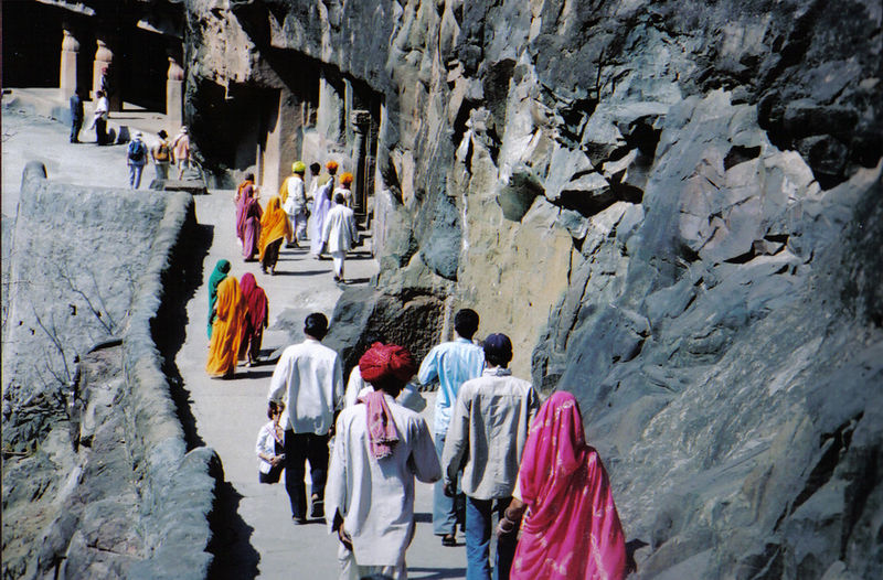 Ajanta Caves, Maharshtra