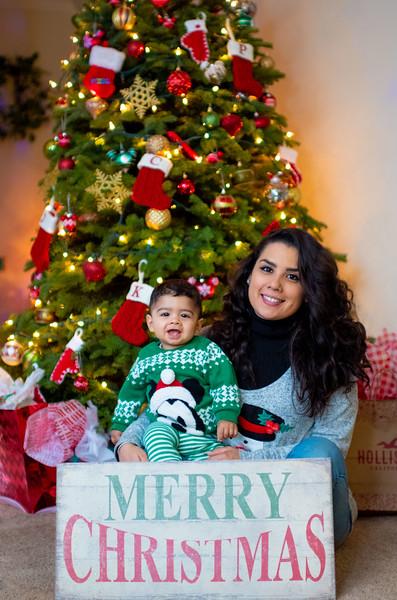 Matia's 1st Christmas