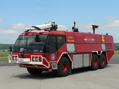 Airport Fire Brigade / Lotniskowa Straz Pozarna