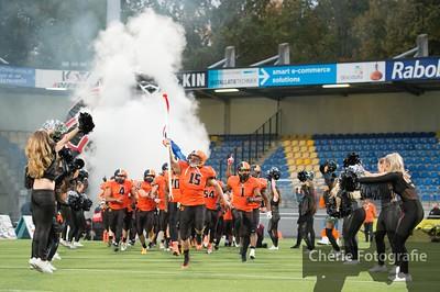 Dutch Lions defeat Belgian Barbarians