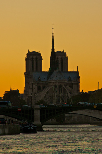 Looking back at Notre Dame