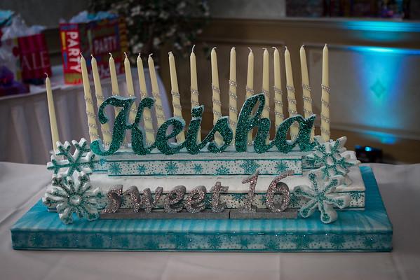 Keisha-Sweet-16