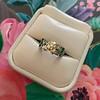 2.10ct Art Deco Peruzzi Cut Diamond Ring, GIA W-X SI2 38