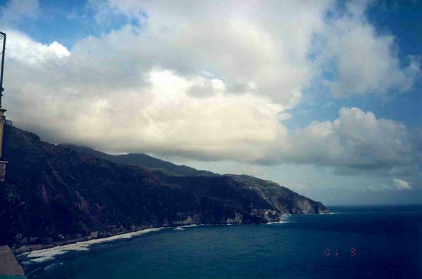 Cinque Terre 2001