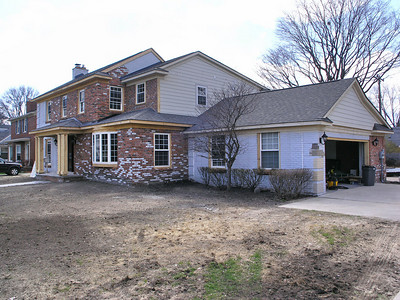 ADDITION OUT AND UP - MAJOR RENOVATION - FERNDALE, MI