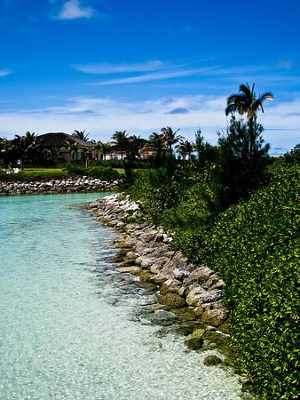 Bahamas - Blue