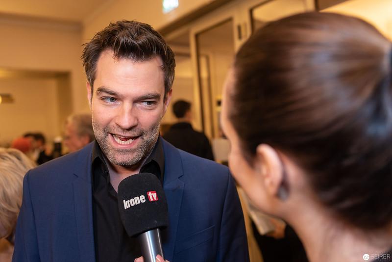 Lukas Roither - Nestroy Verleihung 2018