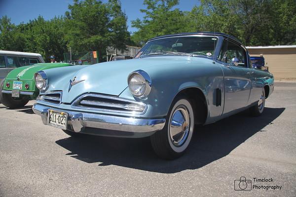 53 Studebaker Champion