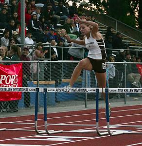 Girls 300 M Hurdles Finals