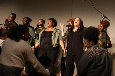 2018 African American Voices Fall Showcase