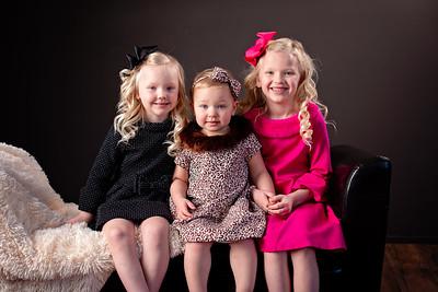 Grady girls x3