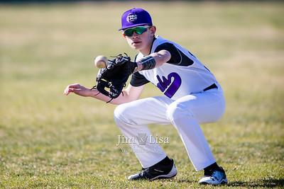 8th Grade Baseball vs Washington, March 12