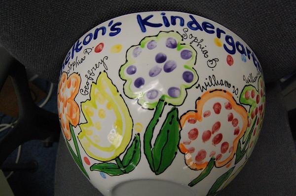 Kindergarten Popcorn Bowl