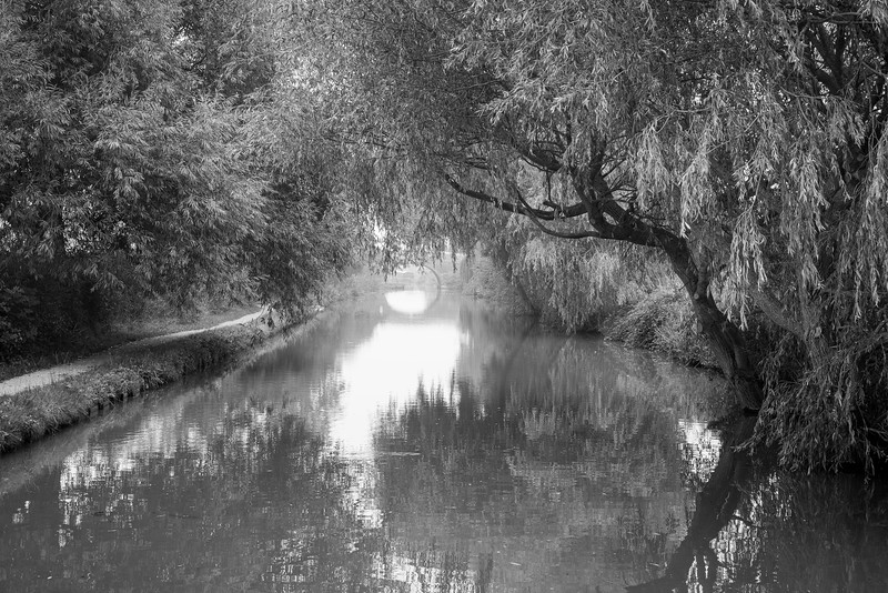 Ashby Canal, Leicestershire, England
