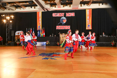 Vykrutas Ukrainian Dance Society - Hopak