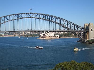Sydney: Harbour and Bridge