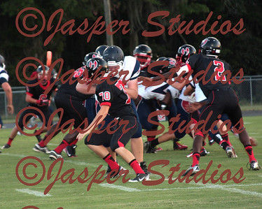 HCHS JV Football Game 9/19/2013
