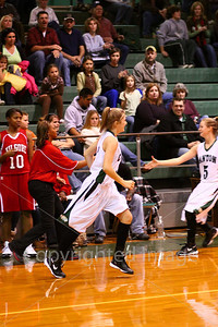 Girls vs. Kilgore, Varsity, Dec.2, 2008