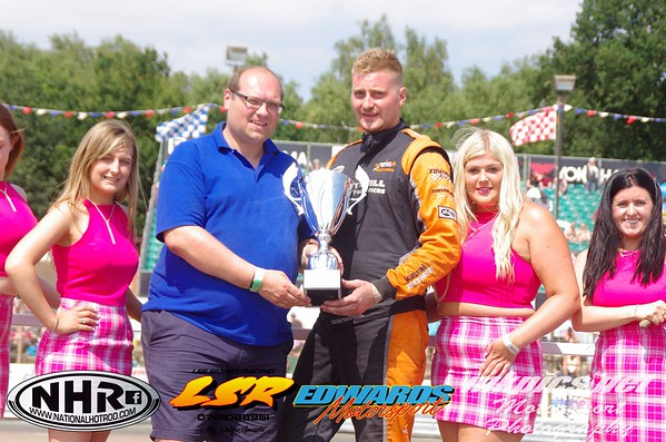 Betfred Trophy, Ipswich Spedeweekend
