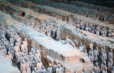 Teracotta Soldiers, Xian