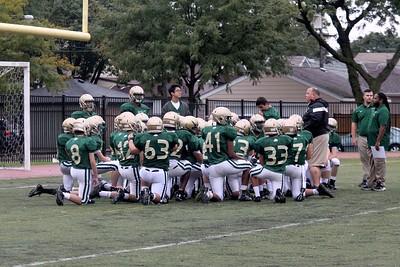 2018-09-01 Freshman Football vs GBS