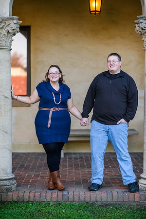 Scott & Megan - Fall Session
