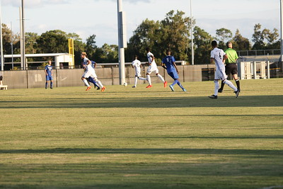 DAYTONA STATE VS. EASTERN 10-24-16