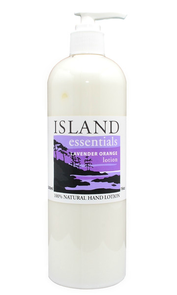 Lavender Orange Lotion