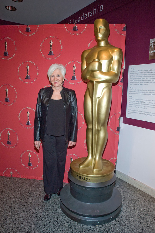 ". NEW YORK - DECEMBER 17:  Actress Olympia Dukakis attends the Monday Nights With Oscar 20th Anniversary of ""Moonstruck\"" at the Lighthouse On December 17, 2007 in New York City.  (Photo by Steven Henry/Getty Images)"