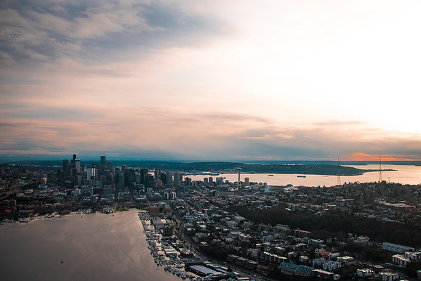Seattle Helicopter