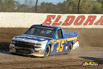 Eldora Dirt Derby NASCAR Trucks & Big Block Modifieds