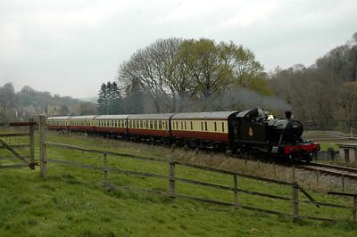 South Devon Railway 2007