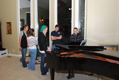LDSSA Christmas 2008