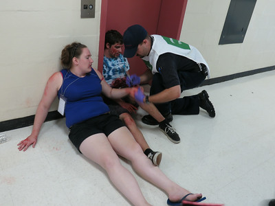 UMF Active Shooter Drill