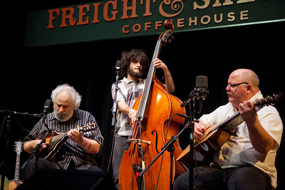 David Grisman Folk Jazz Trio,Freight and Salvage March 9th,2011