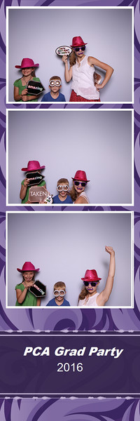 2016 08/16 Graduation Open House Photo Booth