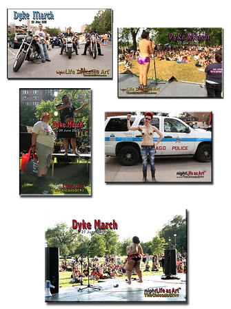 Dyke March Collection