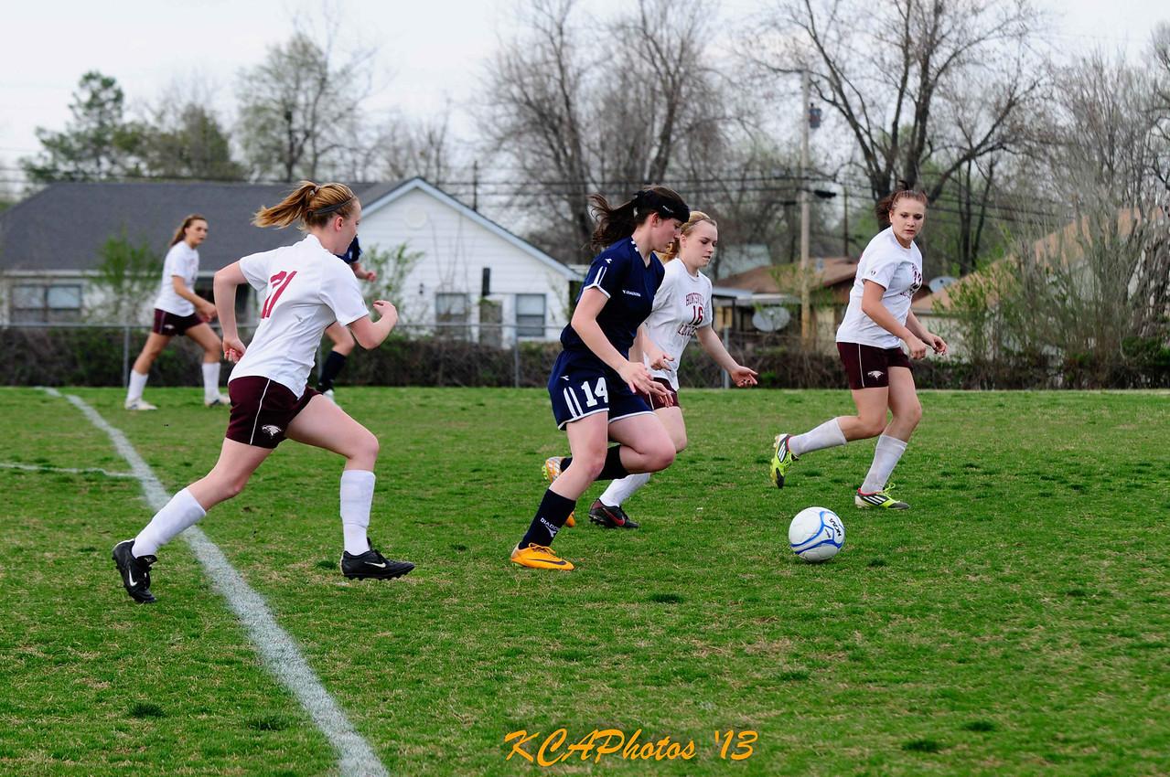 2013 SCS Soccer vs Huntsville 4-9-2013 -10