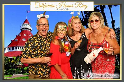 California Honor Ring