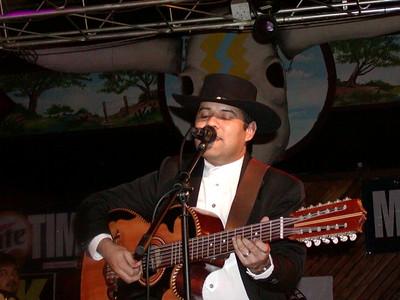 Los Palominos Unplugged  , Tejano West, Dallas, TX 11-6-2002