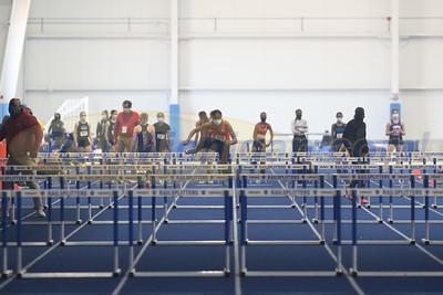 Girls' 60 Hurdle Semis - 2021 MITS State
