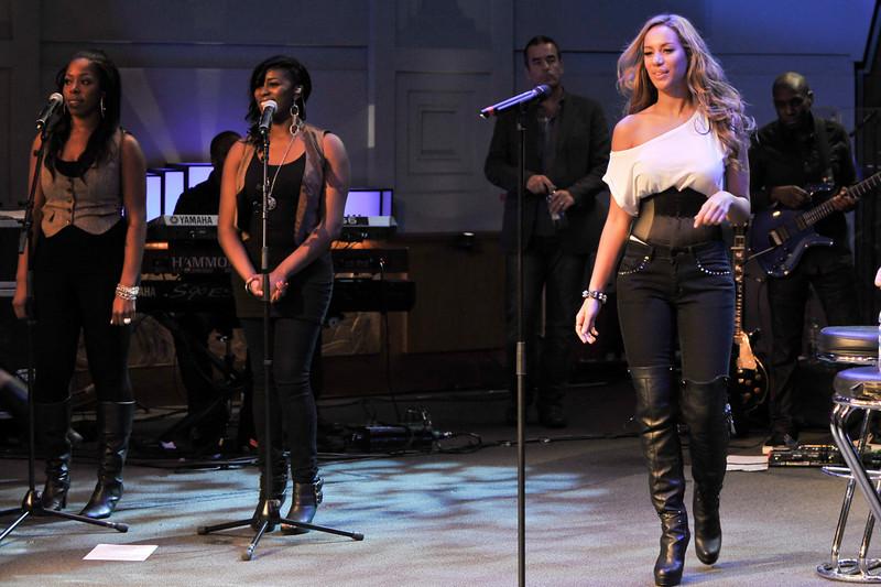Leona Lewis @ BBC Radio 2
