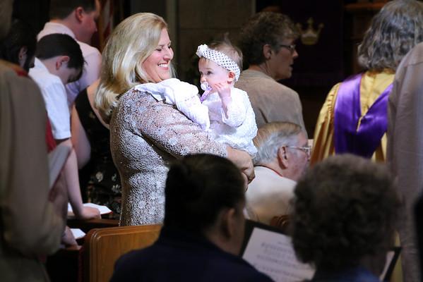Emma & Arabella Baptism