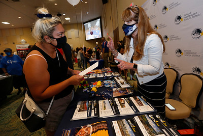 EPISD welcomes Fort Bliss families at relocation fair